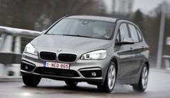 Essai BMW 225xe Active Tourer : Monospace responsable