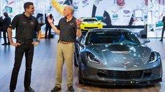 Chevrolet Corvette Grand Sport, puissante et agile !