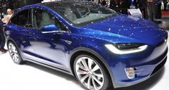 A bord du Tesla Model X