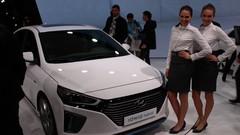 Hyundai Ioniq : 3 parfums