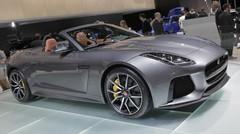 Jaguar F-Type SVR : quand le félin se fâche