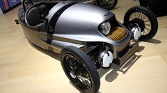 Morgan EV3, le trois-roues électrisant