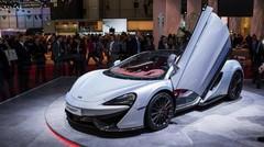 McLaren 570 GT, le luxe en toute simplicité