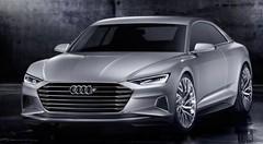 Future Audi A8 : hybridation légère au programme