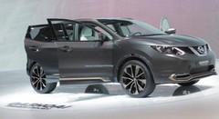 Nissan Qashqai Premium Concept : et pourquoi pas ?