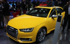 Audi S4 Avant : sobre et sportive