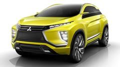 Mitsubishi eX concept : l'anti-Juke de 2020