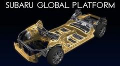 Subaru : une nouvelle plate-forme modulaire