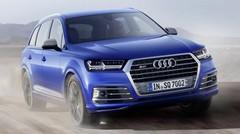 Audi SQ7 : à compresseur électrique