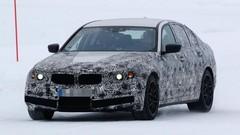La prochaine BMW M5 surprise sous la neige