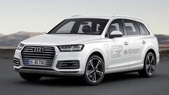 Audi Q7 e-tron 3.0 TDI quattro : les tarifs