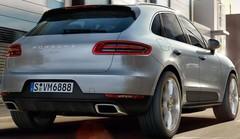 Porsche : le Macan quatre cylindres arrive