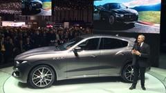 Maserati Levante : une version hybride rechargeable en préparation