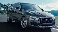 Le Maserati Levante aura une version hybride rechargeable
