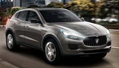 Maserati Levante : aussi en hybride rechargeable ?