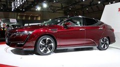 Honda Clarity Fuel Cell : lancé au Japon avec une autonomie de 750 km