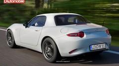 Mazda MX-5 RC 2016 : Une Mazda MX-5 Coupé-Cabriolet bientôt présentée
