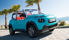 Essai Citroën E-Méhari : Oui-oui mobile