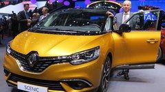 Pascal Pozzoli, directeur du réseau France Renault