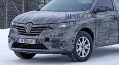 Le futur Renault Koleos 2016 en classe de neige
