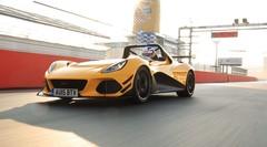 Lotus 3-Eleven : devant la Porsche 918 Spyder sur Hockenheim Ring