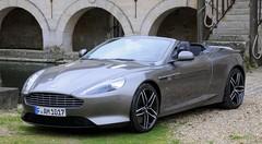 Essai Aston Martin DB9 GT Volante