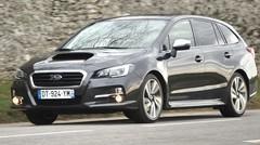Essai Subaru Levorg : une concession à la modernité