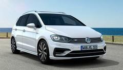 Volkswagen : la Golf Sportsvan R-Line à partir de 29510 €