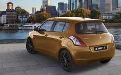 Suzuki Swift ''In The City'' : pour le sex appeal