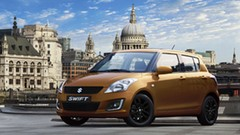 Série spéciale Suzuki Swift in the City 2016