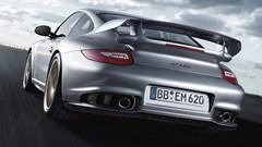 La nouvelle Porsche 911 GT2 RS commence à se montrer