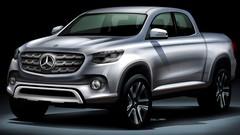 Classe X : le futur pick-up Mercedes dévoilé au Mondial de Paris