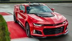 Chevrolet Camaro ZL1 2017 : surplus de tout