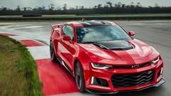 Chevrolet Camaro ZL1 (2016) : un V8 de plus de 600 ch sous le capot !
