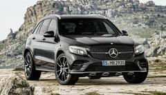 Mercedes dévoile le GLC 43 AMG
