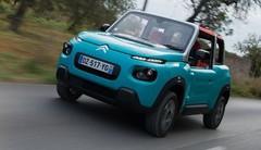 Essai Citroën e-Mehari : électron libre