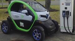 Le Renault Twizy bientôt disponible au Canada