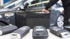 La clé mains libres facilite la tâche des voleurs de voitures