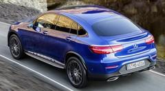 Mercedes GLC Coupé : Le GLC Coupé s'attaque au X4
