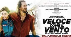 Cinéma : Veloce come il vento, passion à l'italienne