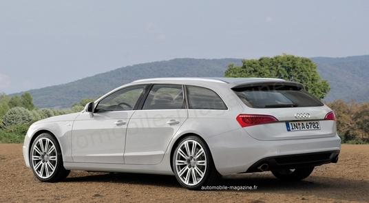 Audi A6 2011 Page 2 Auto Titre