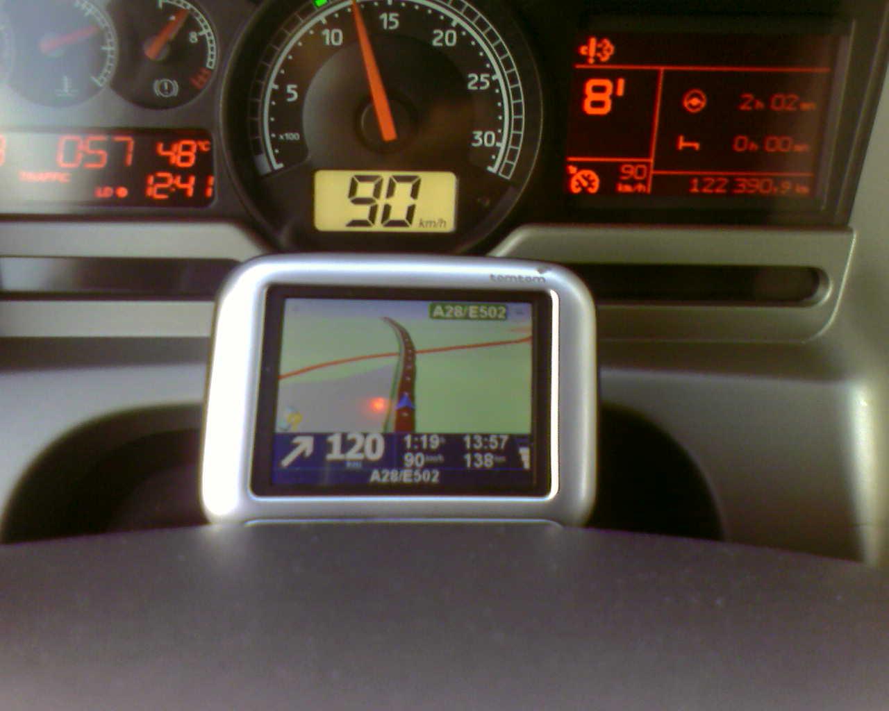 Camion flash 143 kmh page 2 auto titre - Comment savoir si un fusible est grille ...