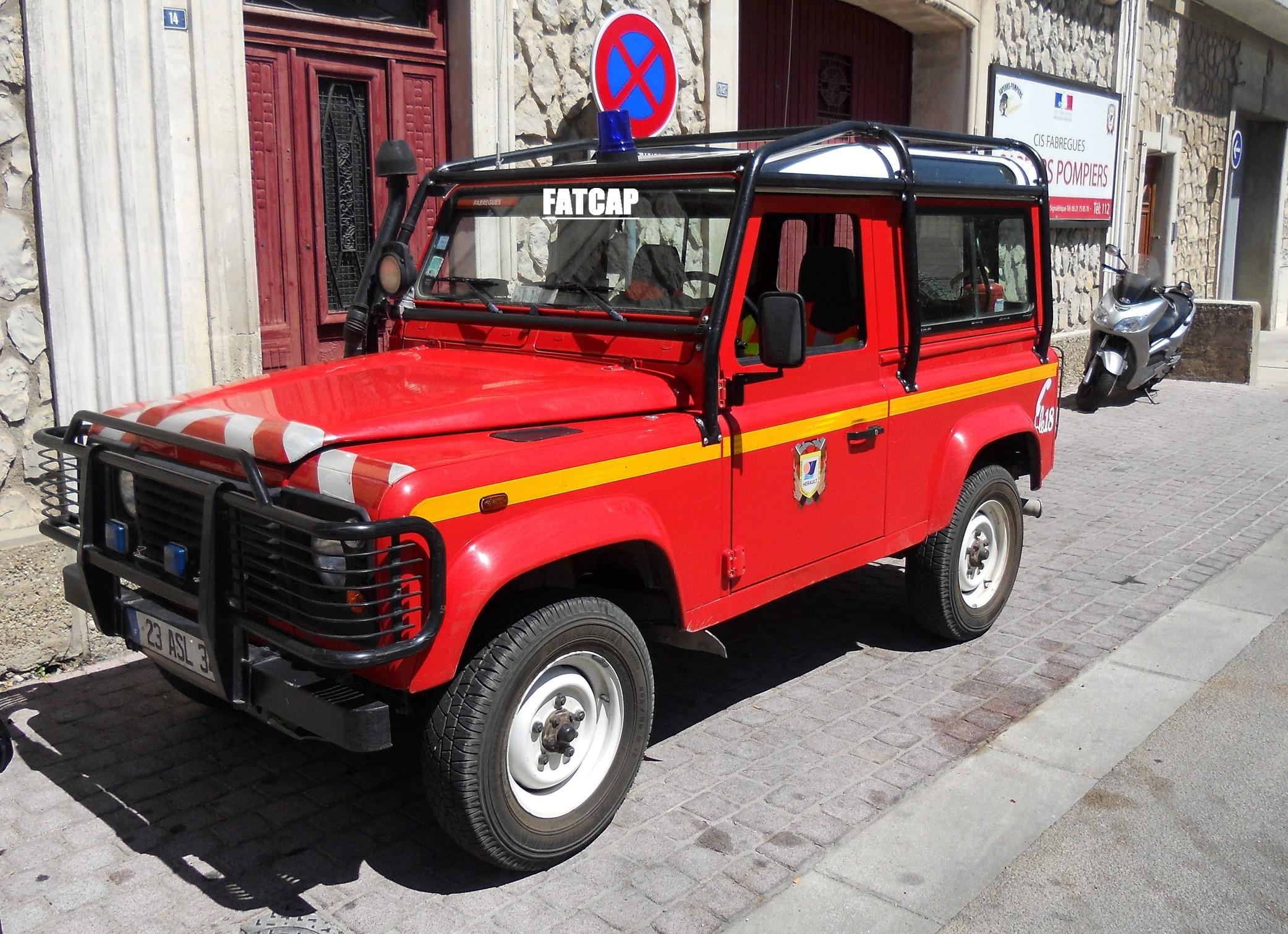 V hicules des pompiers fran ais page 1257 auto titre for Garage auto frontignan