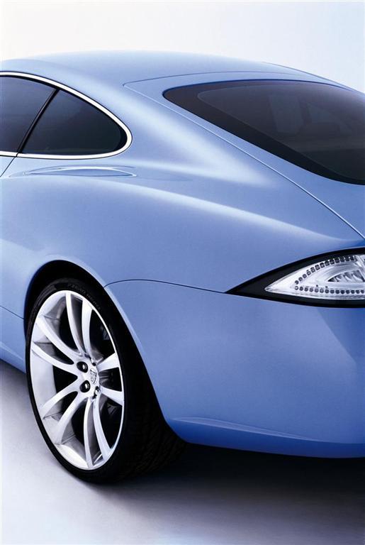 2009 Jaguar Advanced Lightweight Coupe Concept Car Pictures
