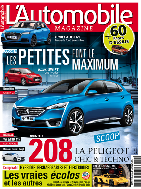future 208 peugeot 2018. delighful peugeot 1550 vues peugeot 208 ii 2018 and future peugeot 2018