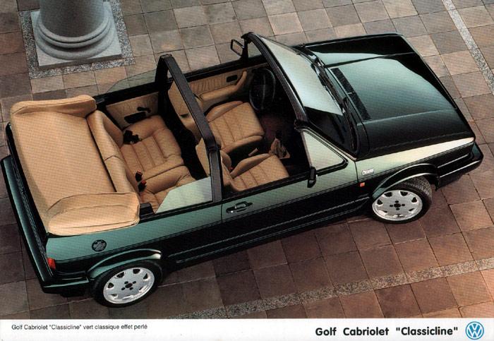 qui aime les golf 1 cabrio auto titre. Black Bedroom Furniture Sets. Home Design Ideas