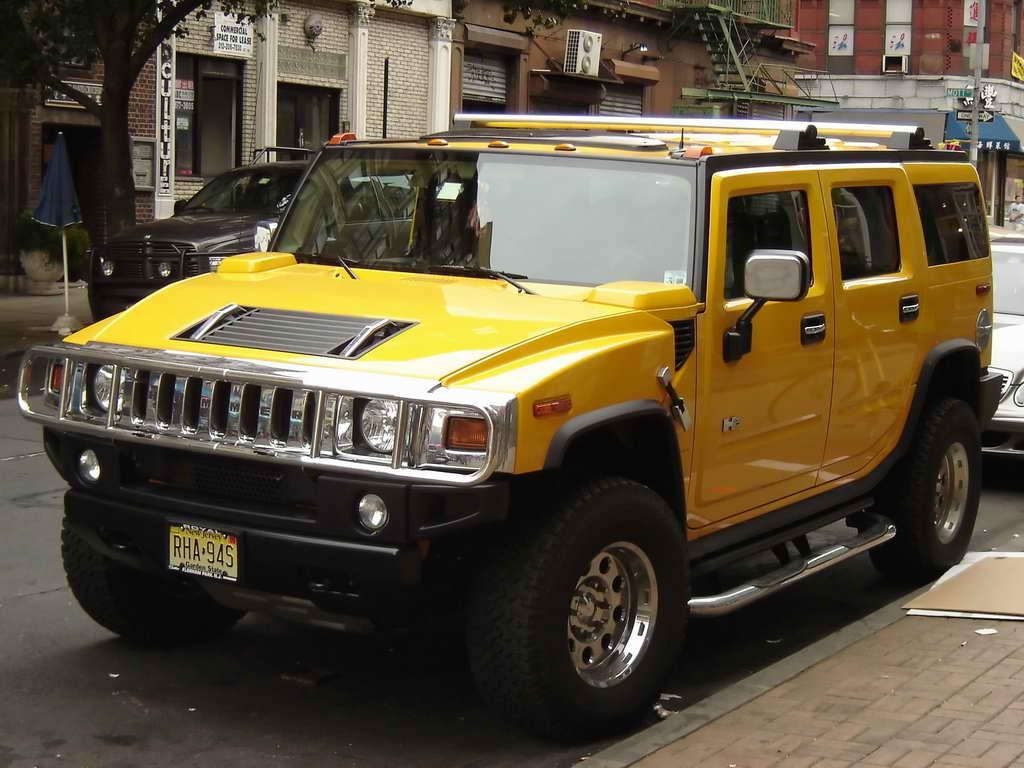 auto hummer 2