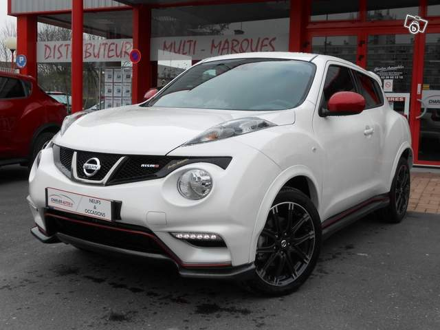 test drive rpt nissan juke 1 6 dig t 190ch acenta 2 rm. Black Bedroom Furniture Sets. Home Design Ideas