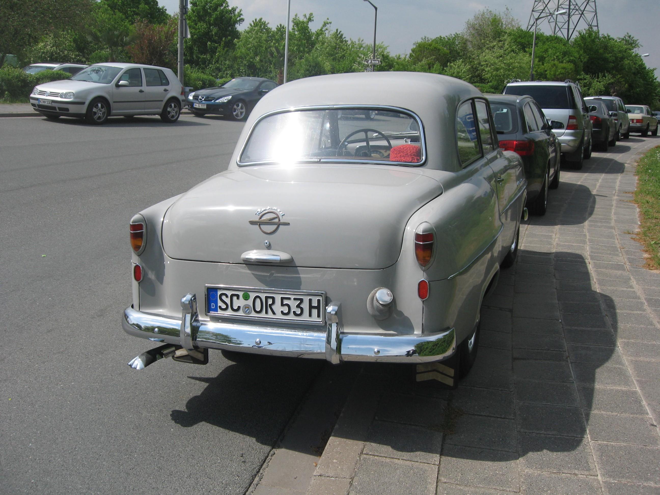 Une vieille Alfa :