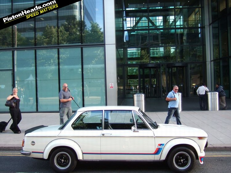 Bmw 2002 Et 2002 Turbo Nostalgia The Ultimate Driving